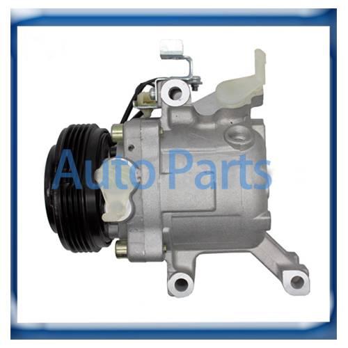 SV07C Toyota Passo Suzuki Alto AC Compressor 447260-5613 4472605613