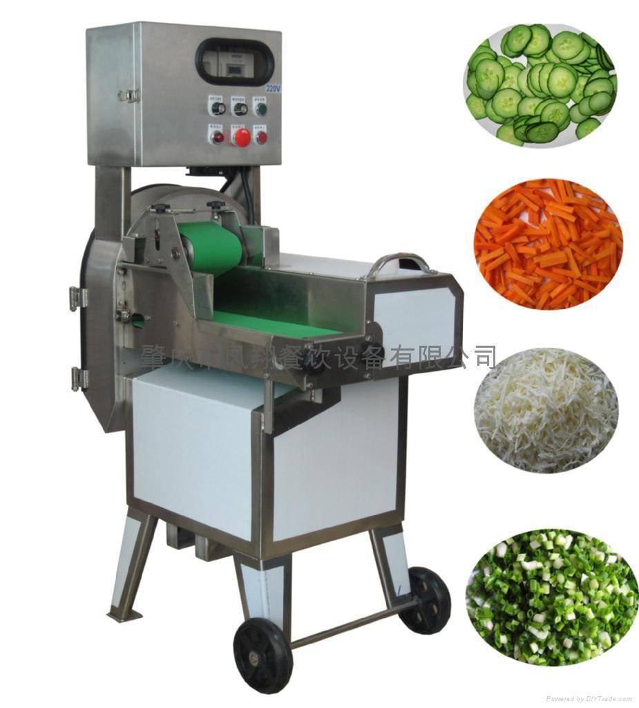 Double-inverter Vegetable Cutter