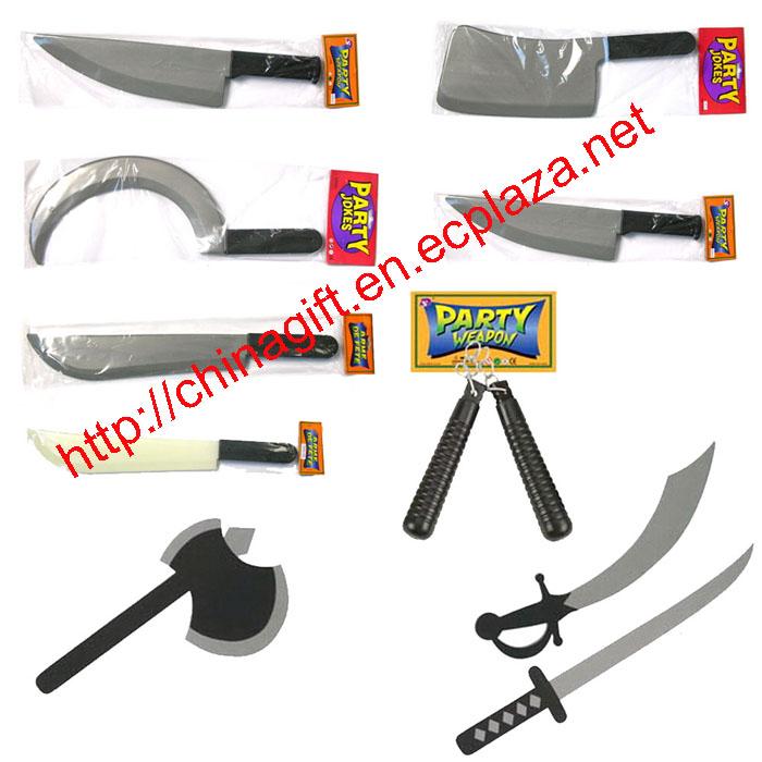 Halloween Plastic Knife Set
