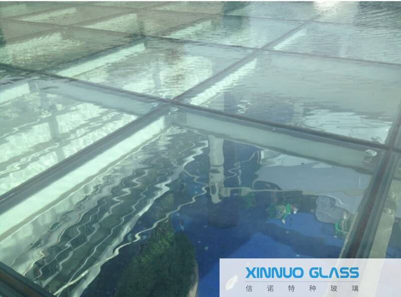insulated glass double glazing glass