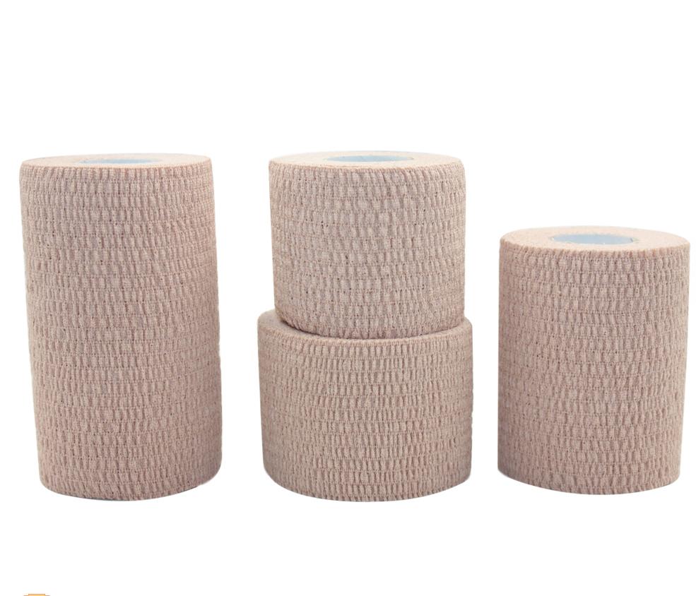 Pet Vetrap Cohesive Veterinary Bandage Wrap Bandage Elastic Bandage 10cm X 4.5m