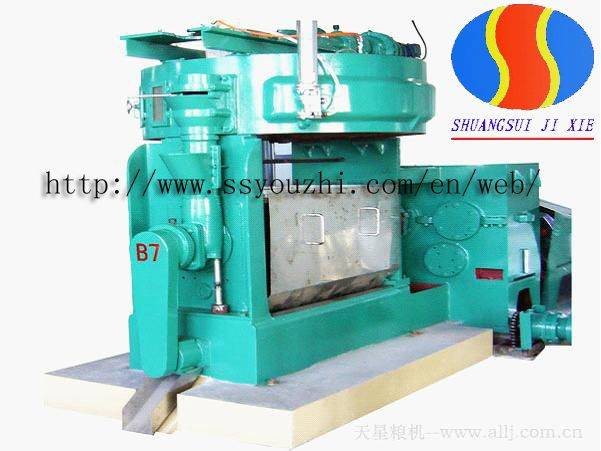 Screw Type Cold Soybean Oil Press