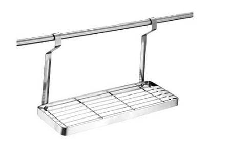 Single kitchen plate-type basket