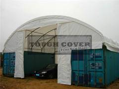 10.9m(36') Wide Container Shelter,Large Tent,Container Tent TC3620C, TC3640C