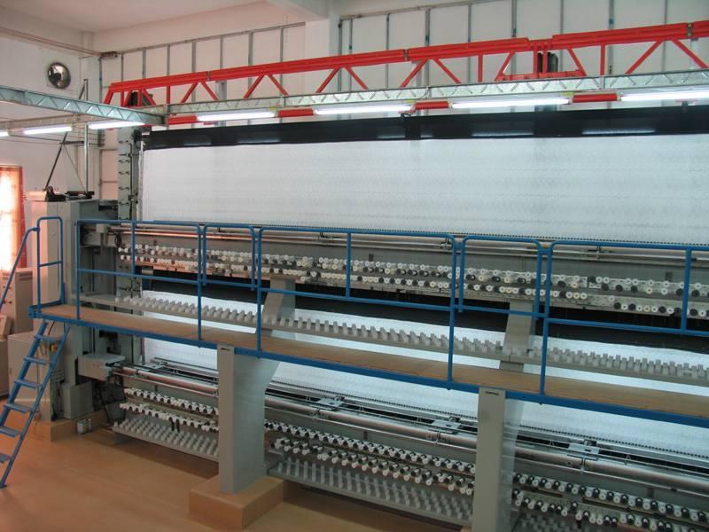 Schiffli embroidery machine supplier