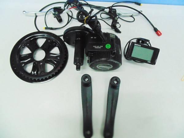 Pro-Grenergy 48V 500W electric bike motor