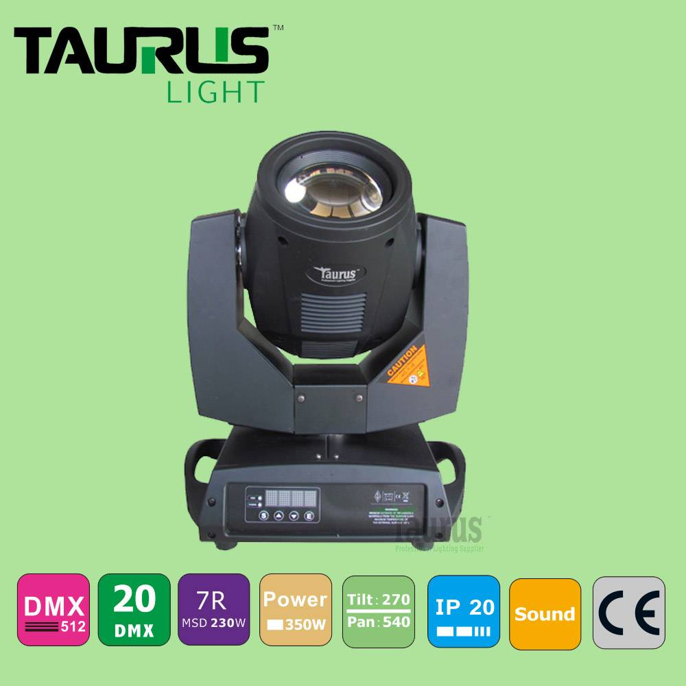 LED Beam Moving Head Light 7R Sharpy Stage Lighting