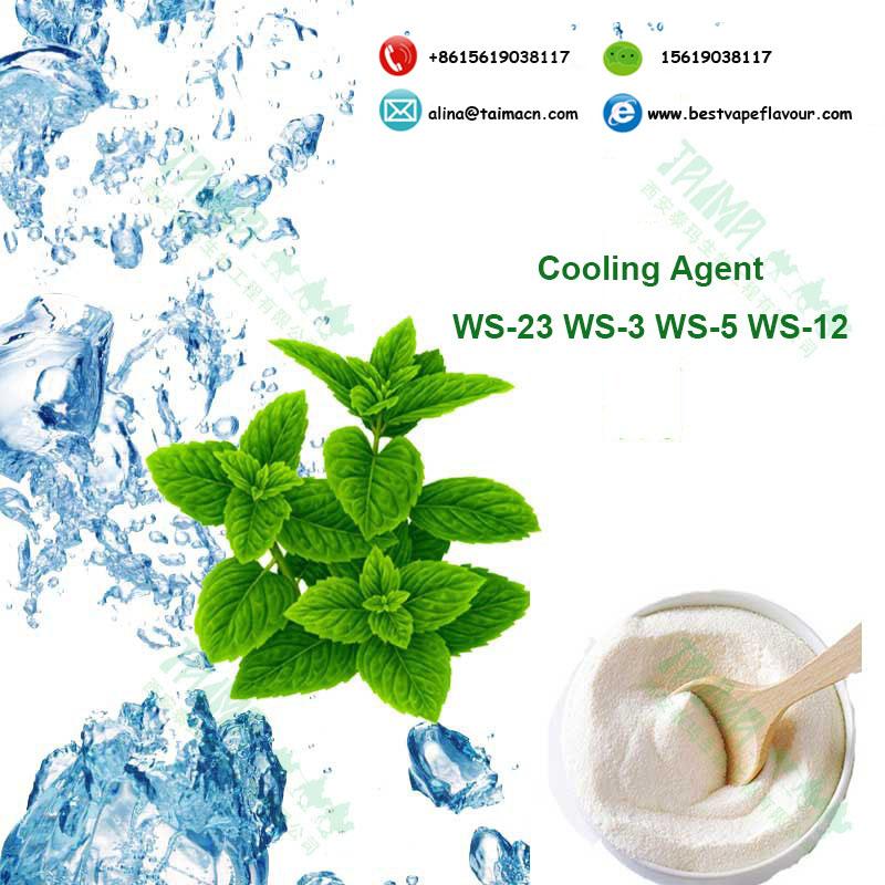 Coolada Vape Cooling Agent WS-23 Powder