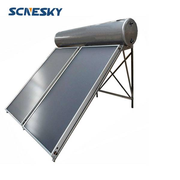 green power High performance type solar water heater