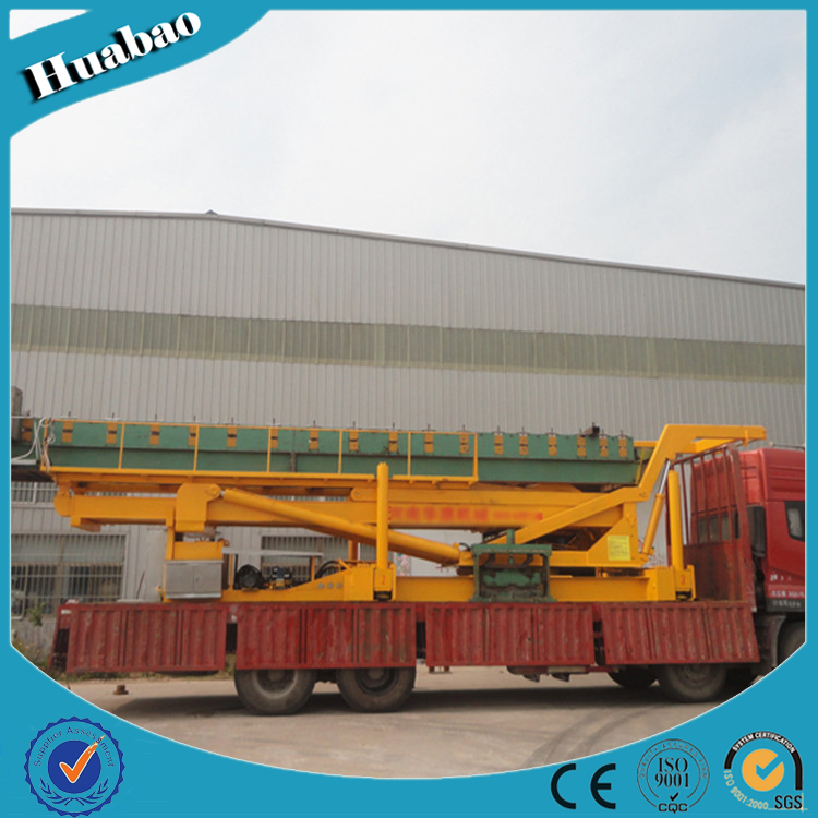 8T 18.5m Factory Direct Supplier mulitifunction hydraulic overhead crane