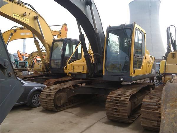 Volvo excavator EC210blc