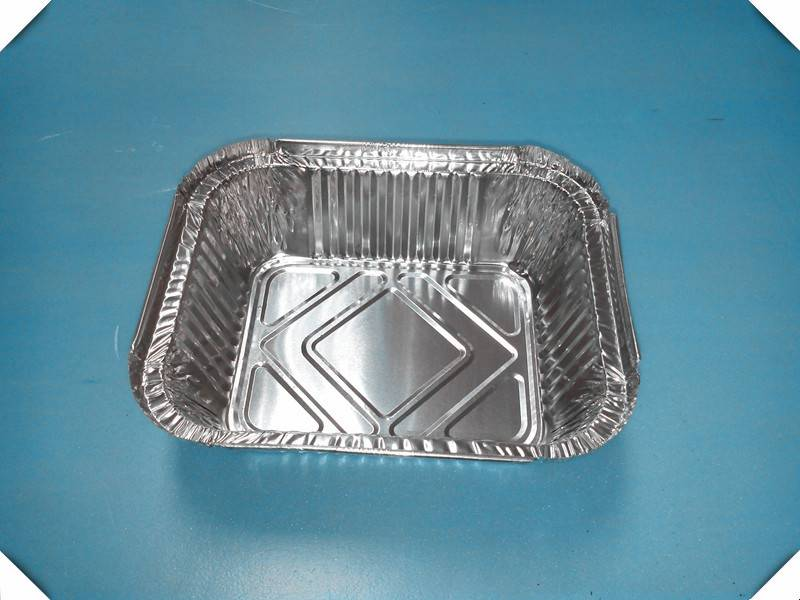 household aluminum foil food containers