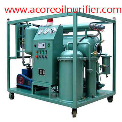 Waste Lubricating Oil Purifier Factory