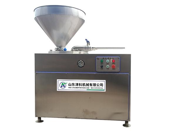 rapid sausage filler/pneumatic sausage machine