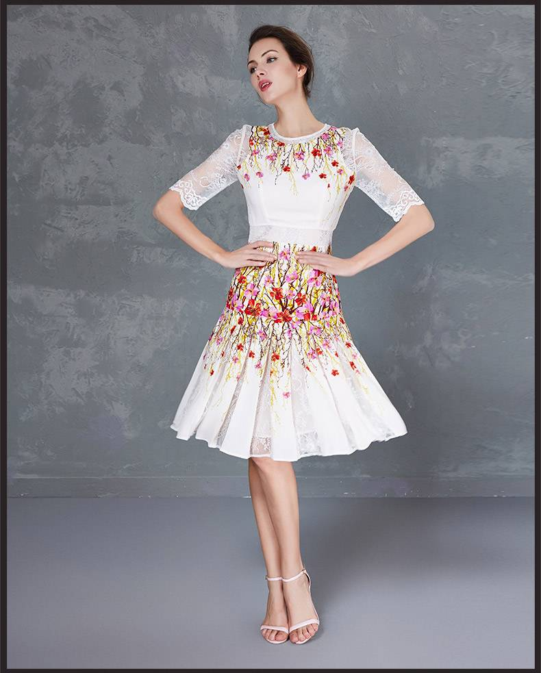 Ladies casual latest designs model dress new fashion dress cocktail dress for women