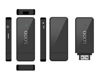 U Host stick cotton candy Smart TV stick android size like a u disk