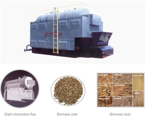 Boiler for heating (ASME, ISO, CE, AS, GOST)