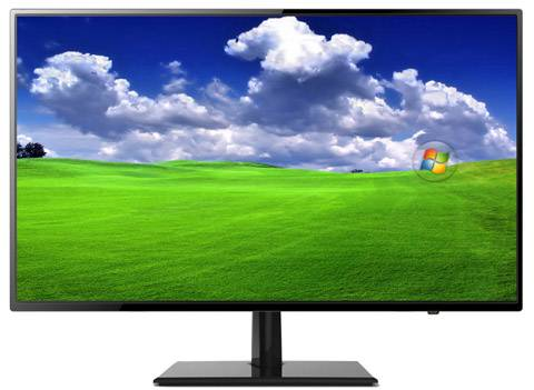 Cheap price 20'' LED monitor fast respond with VGA connectivity