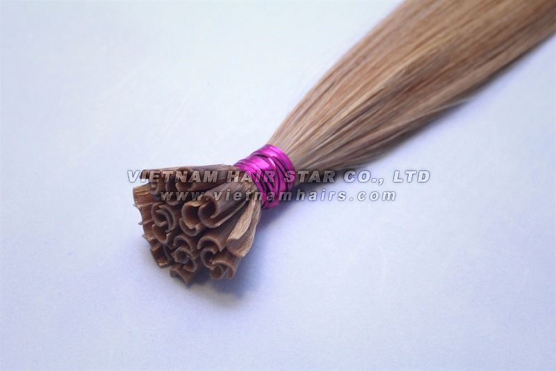 U-tip hair extension