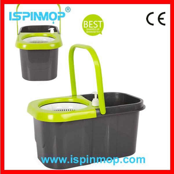 ISPINMOP twist floor mop