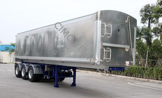 Aluminum Dump Semi-Trailer 3 axles