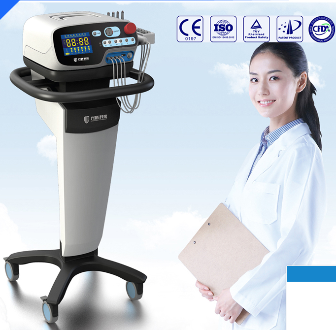 Multifunction medical instruments/ 808nm semiconductor laser treatment instrument