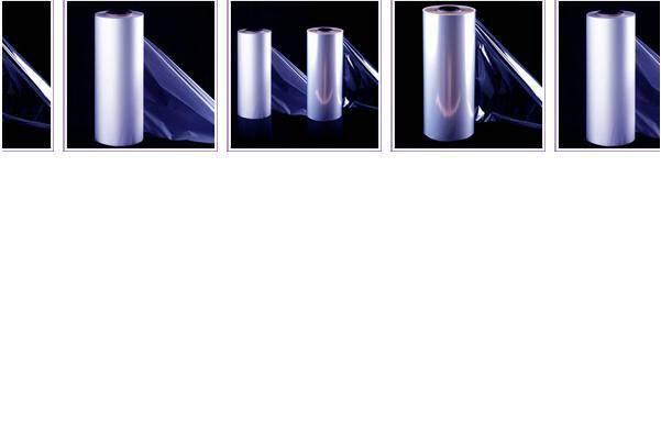 BOPP Thermal Plain OFF Heat Sealing Aluminum Coated Anti Fo