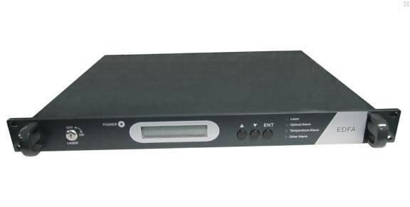 CATV EDFA Erbium Doped Fiber Amplifier optic 35dBm