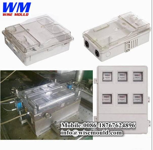 Plastic Electric Meter Box Mould&Electricity Meter Case Mold Manufacturer-Factory Price