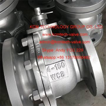 stainless steel ball valve