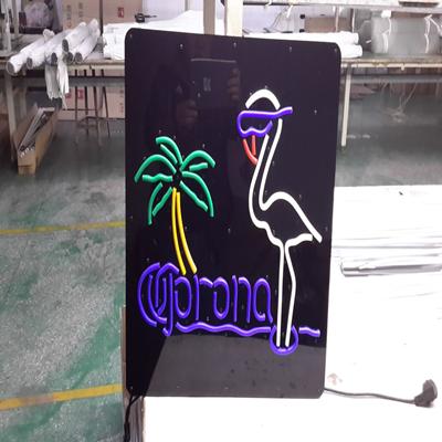Led flexible neon sign