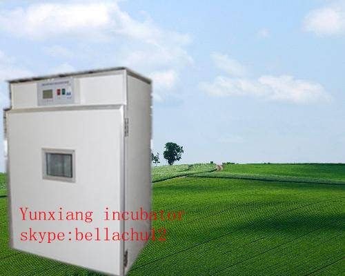 (capacity 352) microprocesser digital display small eggs incubator turkey hatcher broiler hatcher