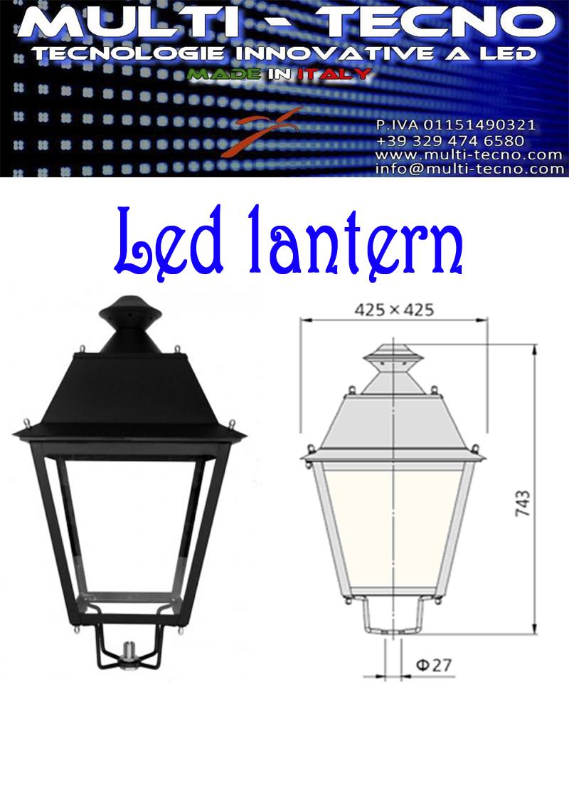 led lantern