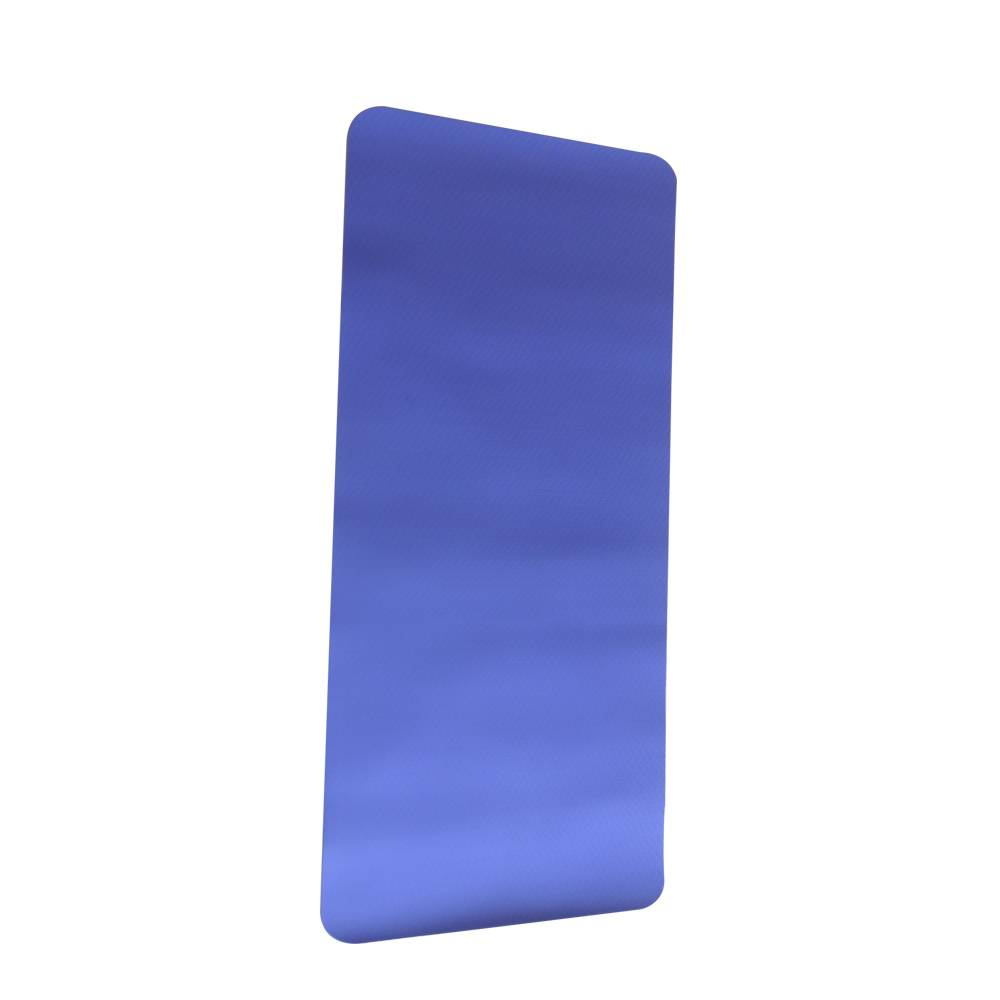 """PRINTED Mat for yoga 1/4"""" (6mm) Thick Premium Non Slip Eco-Friendly - 100% TPE Material The Latest T"""