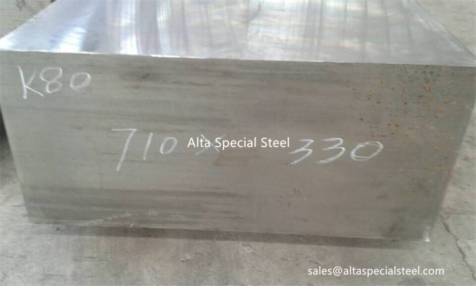 DIN 1.2738 / AISI P20+Ni plastic mould steel