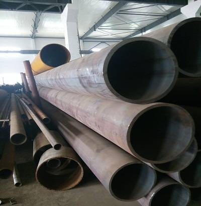 STB510 seamless steel tube in stock