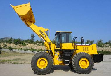 6 tonnes wheel loader,loader equipment,wheeled loader,construction equipment