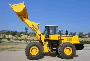 6 tonnes wheel loader,loader equipment,wheeled loader,construction equipment