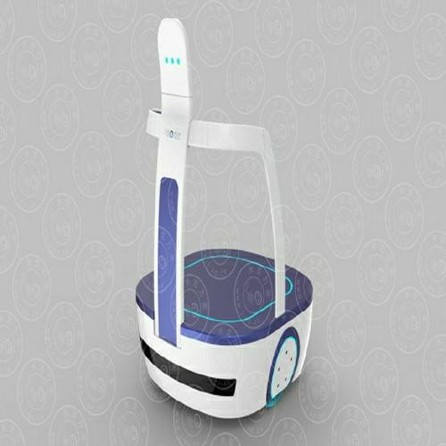 Laser Navigation AGV Car