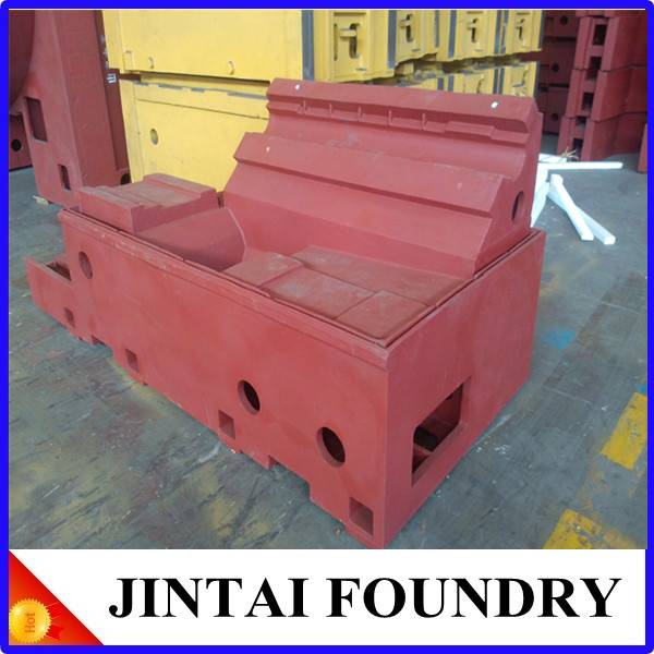 ductile iron casting ggg40