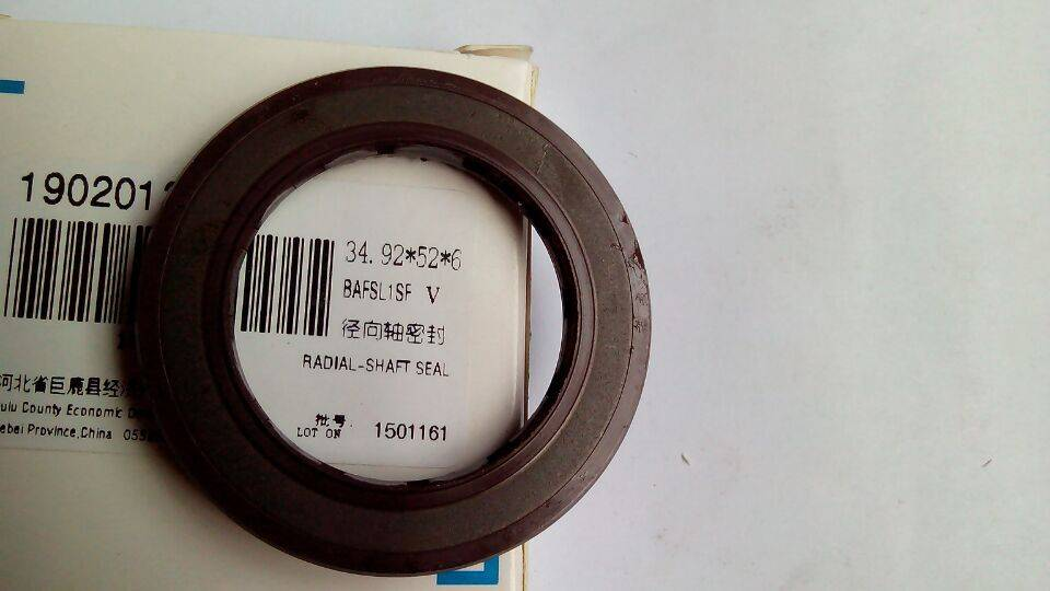 shaft seal 34.92*52*6 hydraulic pump oil seal factory