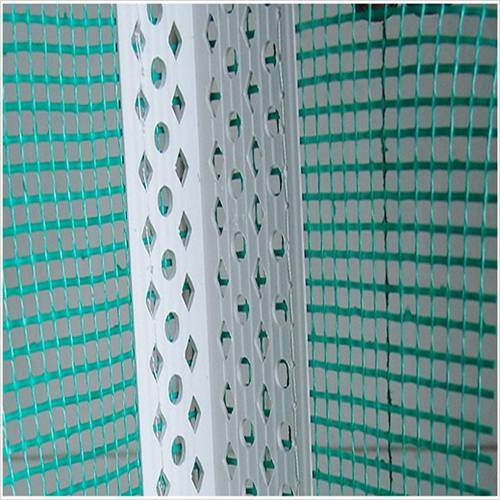 PVC corner bead production
