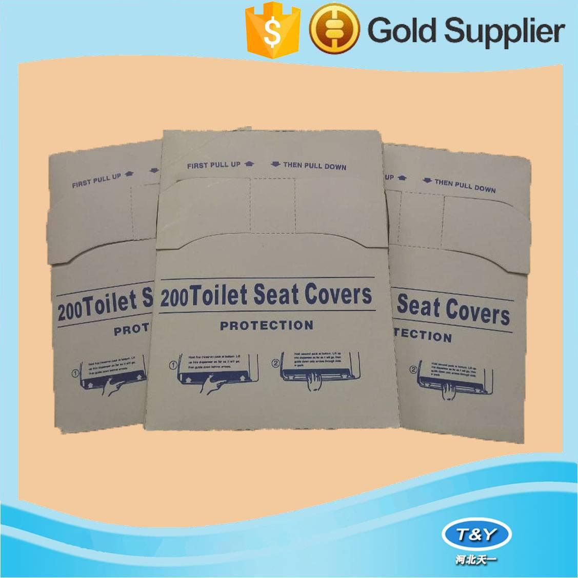 paper toilet seat