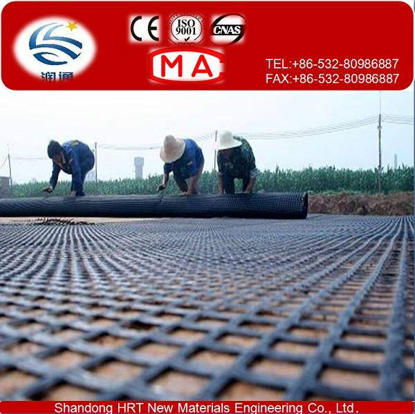 PP Welding Geogrid for Reinforcement