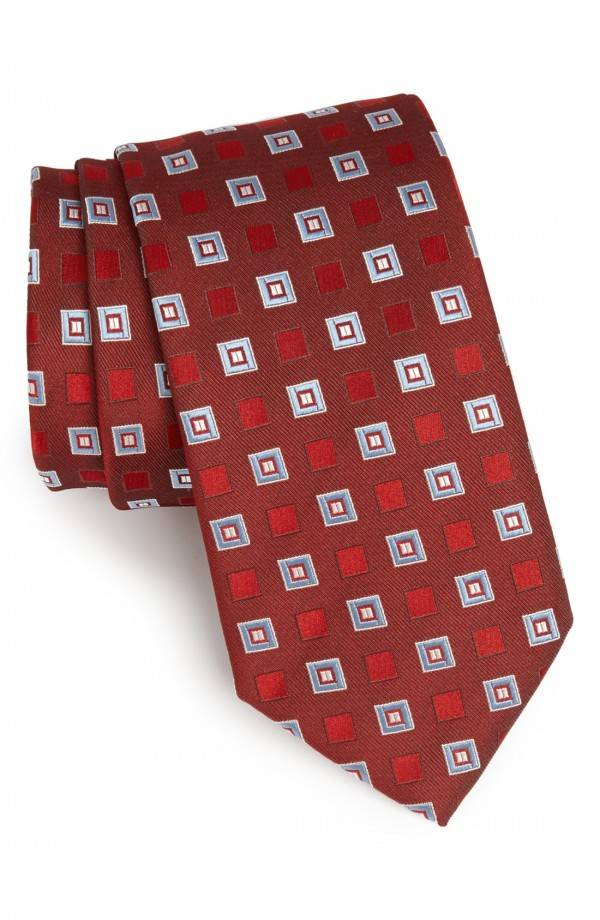 Woven Silk Neck Ties