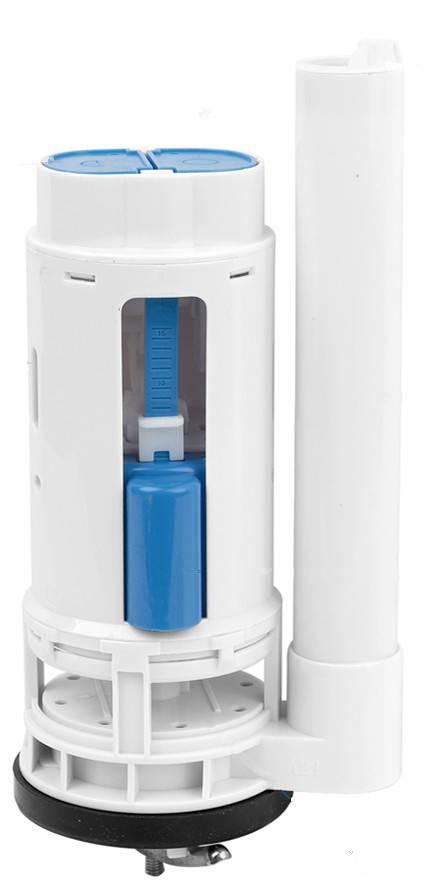 Toilet dual flush valve with adjustable volume (A2101)