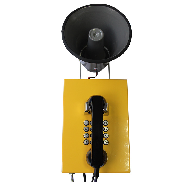 Weatherproof Telephone with Loudspeaker from Joiwo