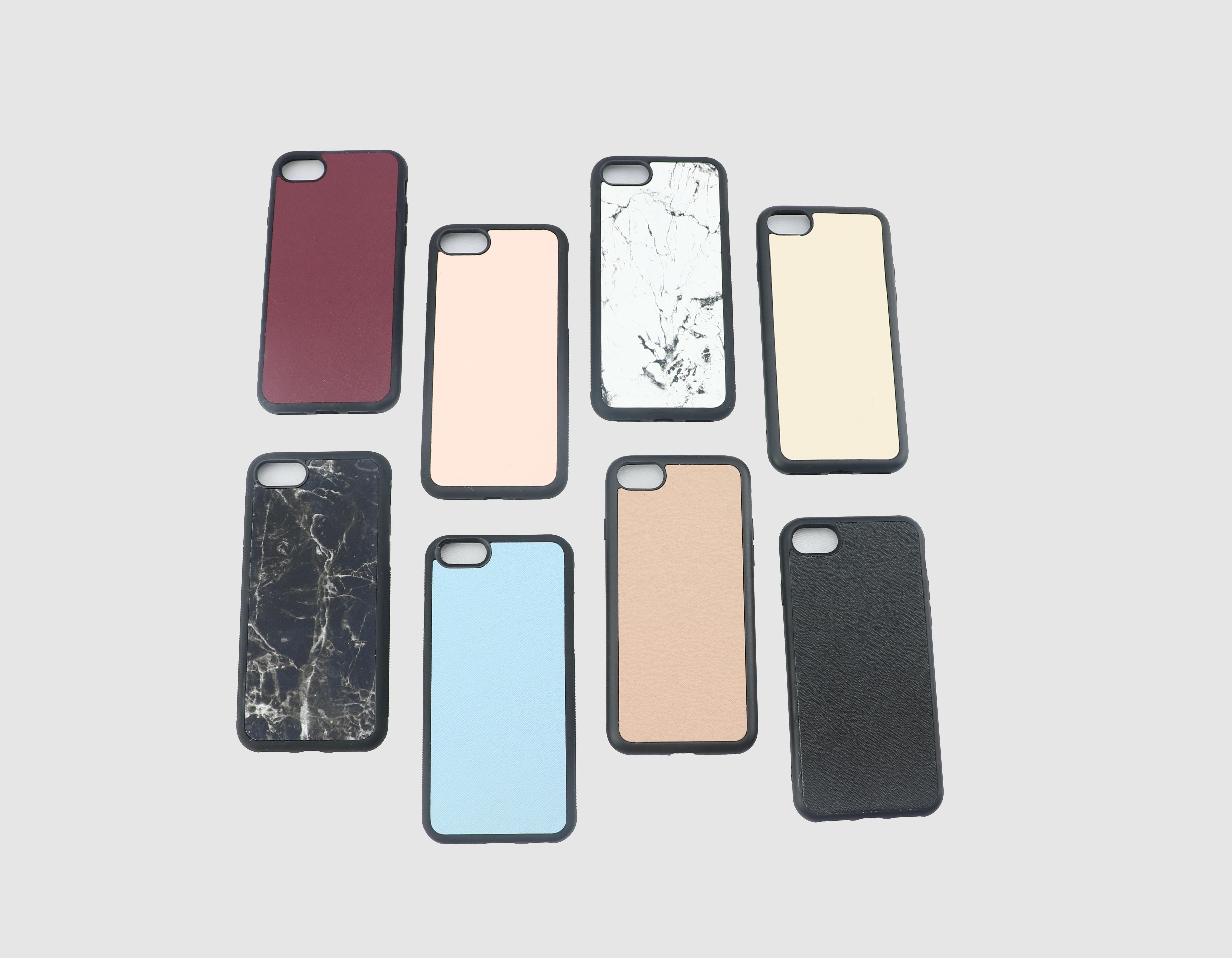 Wholesale personalized leather phone case for iphone