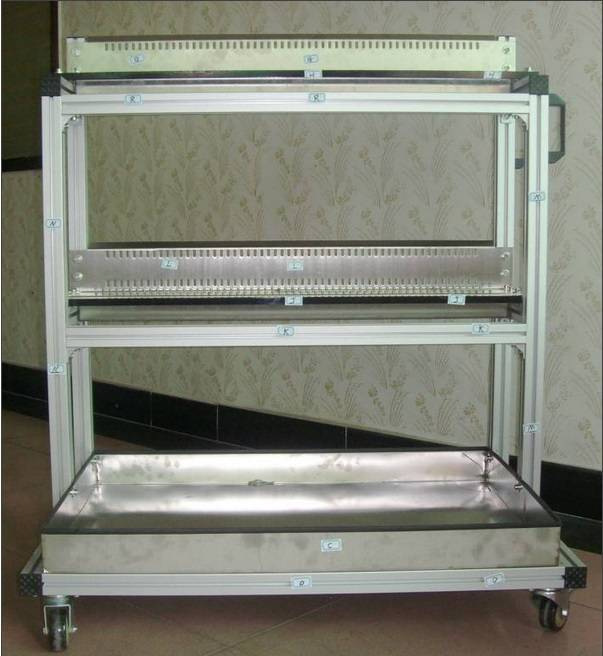 Samsung SM feeder storage cart