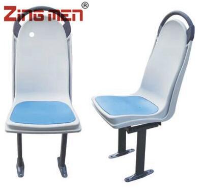 Best-selling ZTZY8200 Plastic City Bus Passenger Seat With Optional Armrest